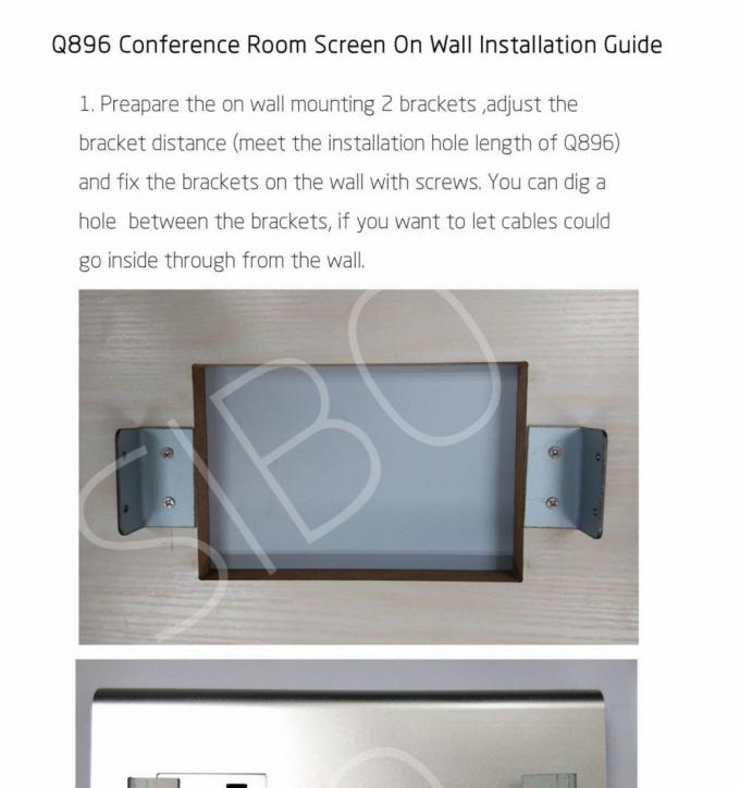 7 Inch On Wall POE Aluminum Tablet For Home Automation