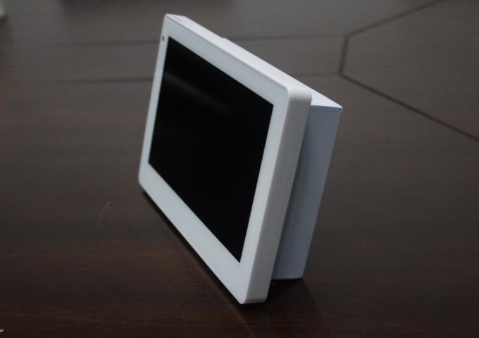 White Wall Mounted Tablet PC For Home Automation