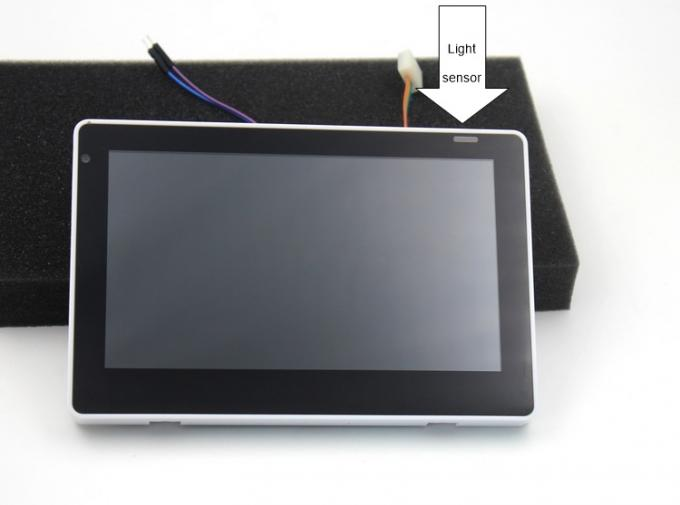 Temperature & Humidity Monitoring Tablet PC