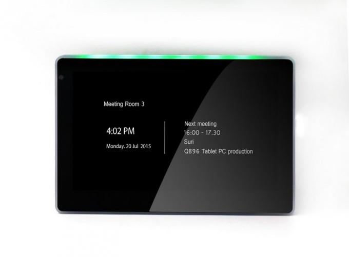 7 Inch Wall Mount Tablet PC with Humidity Sensor