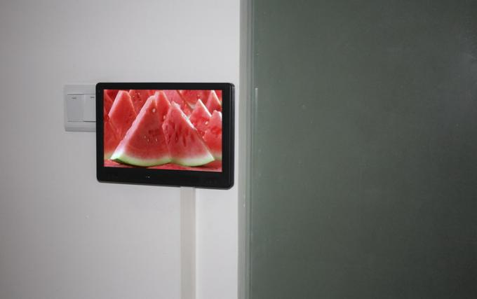 10 Inch Digital Signage Touch Screen for Time Clock with NFC TGAT