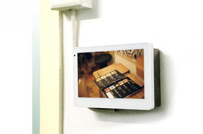On Wall Android Tablet PC For Access Control Door Phone