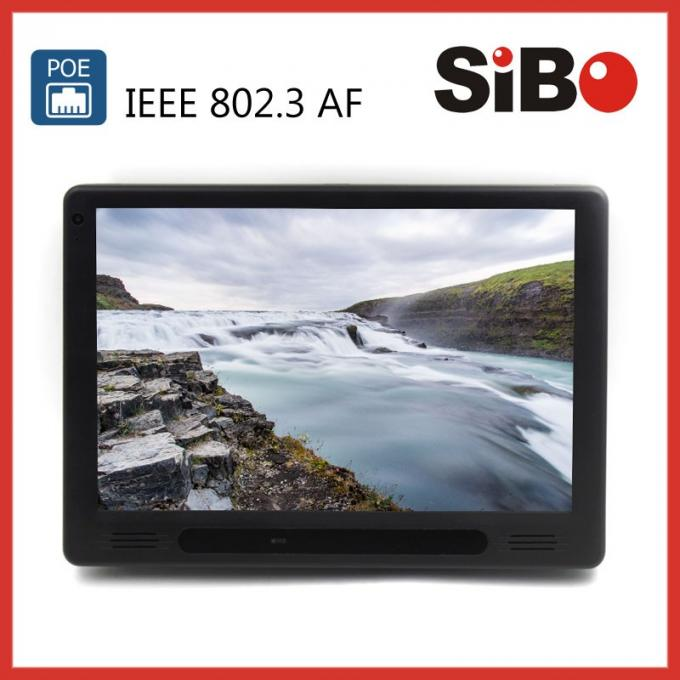 "10.1""Tablet Poe Vesa Mounting with Speaker Camera  for Remote Intelligent House Controlling"