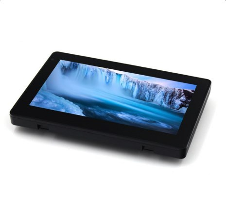 Android 6.0 touch panel tablet pc with RS485 and POE for Information management