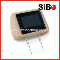 China Taxi Headrest Interactive LCD With Content Management System supplier