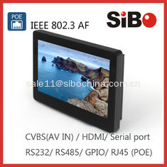 China Inwall Tablet PC With Private Wall Mounting Brackets supplier