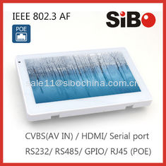 China SIBO Wall Mounted Tablet PC with Serial Port and Ethernet For Smart Home supplier