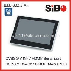 China In Wall Android Tablet PC With Power Over Ethernet For Smart Home supplier