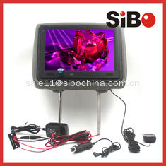 "China 10"" Head Rest Touch Screen Display Android OS with 3G GPS USB Port and Advertising Software supplier"