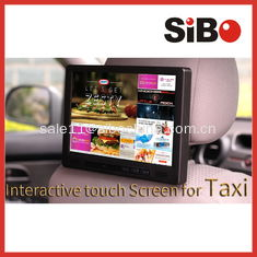 China Taxi Android LCD AD Media Player supplier