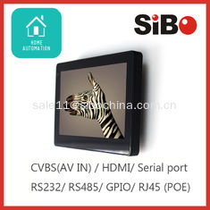 China Android Wall Mount Tablets With SIP Stack POE LED Light For SIP Video Door Phone supplier
