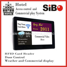 China SIBO Reasonable Price Short Time Delivery 7 Inch Q896S In Wall Mount Android RS232 Tablet PC supplier