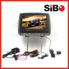 China Headrest Placed Android Touch Screen For Advertise Inside Taxi supplier