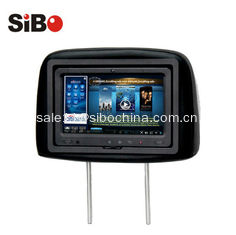 "China 9"" Headrest Monitor For Universal Fit, Such as BMW, Land Rover supplier"