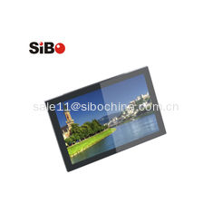China Wall mounting tablet pc LCD panel with big speaker tunnel for building intercom supplier