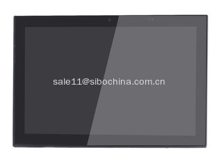 China Android tablet pc In wall mounted touch panel screen for blinds control supplier