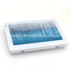 China Wall mountable Touch Monitors Panel with POE and Temperature & Humidity sensor supplier