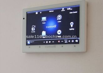 China POE Android 6.0 LCD Touch screen tablet pc with RS485 wall mount for remote control supplier