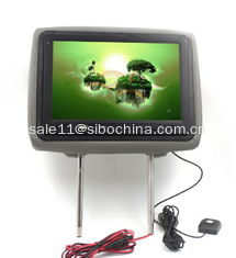 "China Headrest 10"" Touched Screen For Advertising In Taxi supplier"