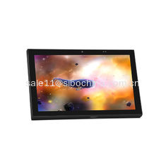 "China 10"" Android 6.0.1 system Touch Screen Panel PC with front NFC reader, RS485, POE RJ45 supplier"