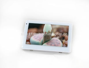 China On-Wall Mount Display With POE For Meeting Rooms Door supplier