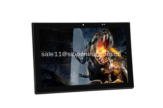 "China 10.1"" Black POE Tablet With Flush In Wall Mount For Home Automation supplier"