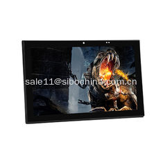 China SIBO 10'' Android POE Wall Mounted Tablet With Capacitive Touch Screen For Home Automation supplier