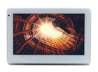 "China In Wall Mount 7"" Android Touch Panel With LED Light For Home Automation supplier"