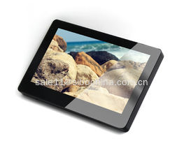 "China Black Inwall Flush Mount 7"" Android Tablet With POE Power supplier"
