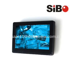 China Industrial Automation /Smart Home Control System 7 Inch IPS Screen Wall Mount Android Tablet 2GB RAM With POE supplier