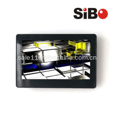 China RBG LED light Android 6.0 Tablet with POE RJ45, RS485 Web Browser For HMI SIBO Q896S supplier