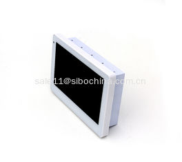"China SIBO 7"" Wall Mounting Android Industrial Panel PC with LED light bar, POE RJ45 port, NFC reader supplier"