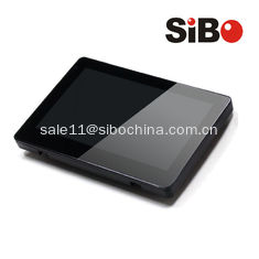 China 7 Inch SIBO Wall Mounted POE Tablet For Home Wall Mounting Controller supplier