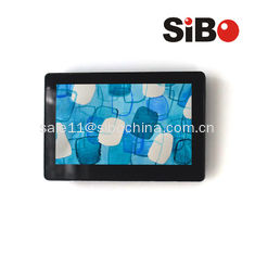 China 7 Inch Android POE RS485 Touch Panel For Industrial Control And Automation supplier