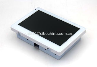 China 7 Inch Android Embedded Touch Screen POE For Smart Home Automation supplier