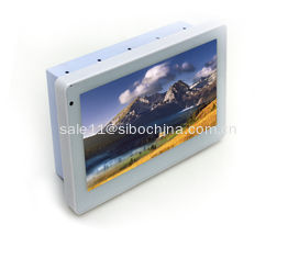 China 7 Inch Android Wall Mount Tablet Auto Start Web Browser For Engergy Management supplier