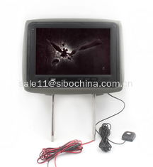 China 10 Inch Headrest Screen For An Advertisement And Information System supplier