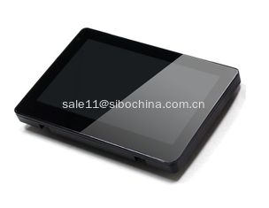 China SIBO 7'' Wall Flush Mount Android POE Automation Tablet With SIP Intercom For House supplier