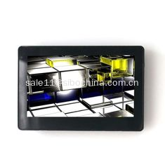 China 7 Inch Android POE Tablet With NFC Reader LED Light For Employee Attendance supplier