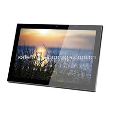 China SIBO 10 Inch Touch Wall Mounted POE Tablet With NFC Reader For Time Attendance supplier
