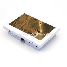 China Android POE Touch Access Control Wall Mounted 7'' tablet With IPS Full-View Touch Screen supplier