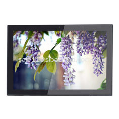 China LED Control 10.1 Inch Android Touch LED Light Wall Mount Tablet With POE supplier