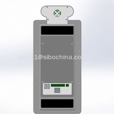 China SIBO 8 Inch Temperature Measure And Face Recognition Device For TIme Attendance supplier
