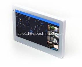 China SIBO Rooted Android PoE 2GB Ram Tablet With Relay Out RS485 Arduino For Industrial Control supplier