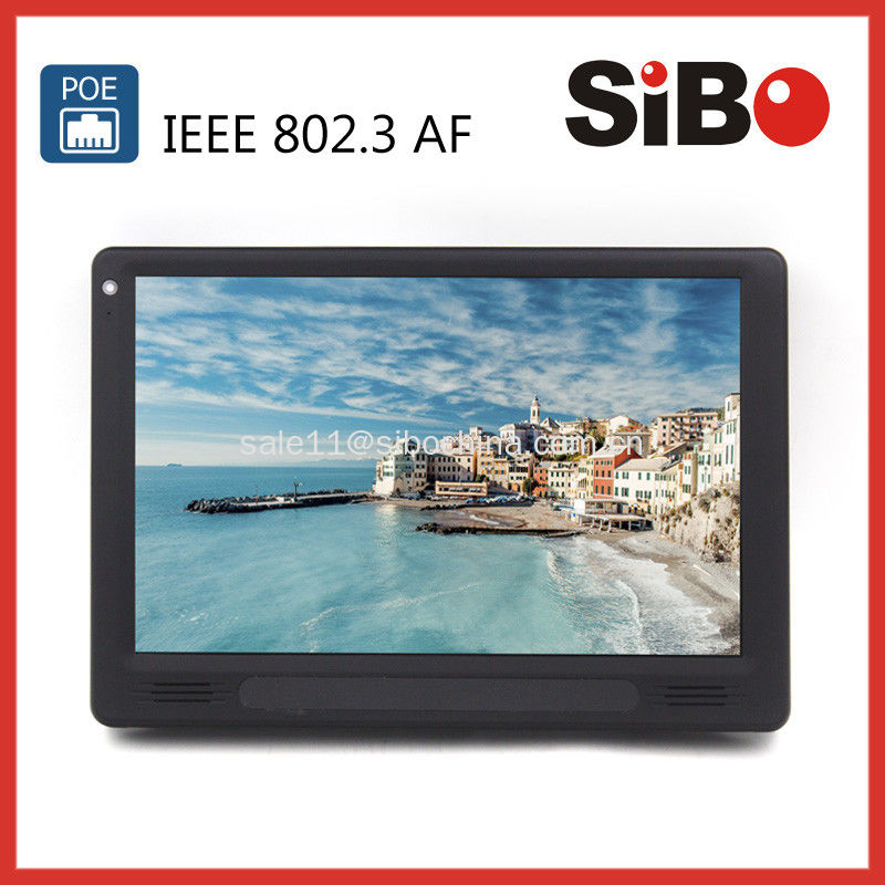 10 Inch Wall Mounted Tablet Pc With Proximity Sensor Light