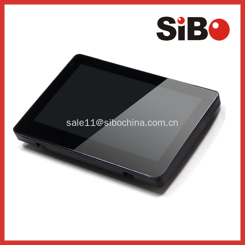 7 Inch Android Tablet With Flush Mount Poe Lan Rj45 For