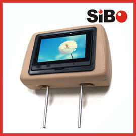China SIBO Taxi Content Management System In Headrest Interactive LCD factory