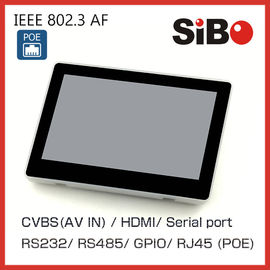 China 7 Inch RS485 HMI Android Touch Panel PC factory