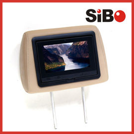 China Taxi Tablet Cab Headrest Advertising Screens Taxicab Signage factory