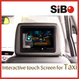 China Touch Screen Tablet Taxi Advertising Player factory